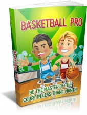Basketball Pro eBook with Master Resale Rights