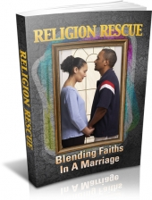 Religion Rescue eBook with private label rights