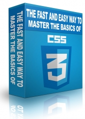 Master The Basics Of CSS3 Video with Master Resale Rights