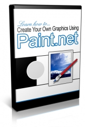 Using Paint.net To Create Your Own Graphics Video with Personal Use Rights