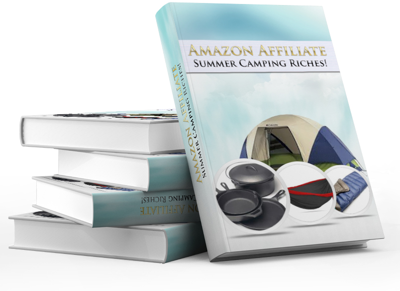 Amazon Affiliate Summer Camping Riches