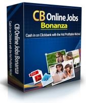 CB Online Jobs Bonanza eBook with Master Resale Rights
