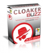 Cloaker Buzz Software with Resell Rights