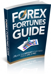 Forex Fortunes Guide eBook with private label rights