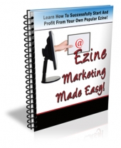 Ezine Marketing Made Easy eBook with private label rights