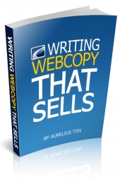 Writing Web Copy That Sells eBook with Master Resale Rights