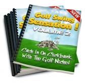 Golf Swing Sensation V2 eBook with Resale Rights