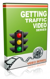 Getting Traffic Video Series Video with Master Resale Rights