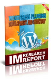 WordPress Plugin Strategy and Development eBook with Master Resell Rights