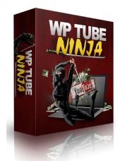 WP Tube Ninja Premium WordPress Theme Template with Personal Use Rights