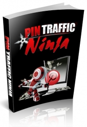 Pin Traffic Ninja eBook with Personal Use Rights