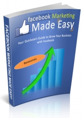 Facebook Marketing Made Easy eBook with Personal Use Rights