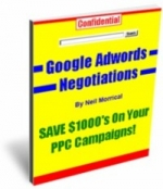 Google Adwords Negotiations eBook with Resell Rights
