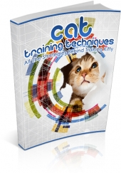 Cat Training Techniques eBook with private label rights