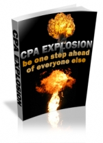 CPA Explosion eBook with Master Resale Rights