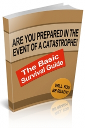 The Basic Survival Guide eBook with Resale Rights