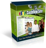 eBay Cashflow Site Software with Master Resale Rights