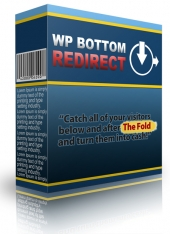 WP Bottom Redirect Plugin Software with Personal Use Rights