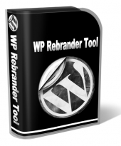 WP Rebrander Tool Software with Master Resale Rights