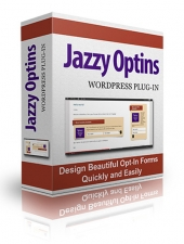 Jazzy Optins Plugin Software with Personal Use Rights