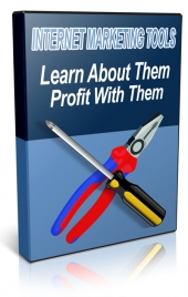 Internet Marketing Tools Tutorials Video with Master Resale Rights