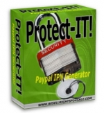 Protect-IT! PayPal IPN Generator Software with Master Resale Rights