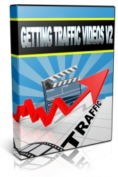 Getting Traffic Videos V2 2013 Video with Master Resale Rights