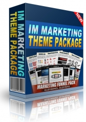 IM Marketing Theme Package Template with Personal Use Rights