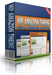 Azon Premium WordPress Theme 2013 Template with Personal Use Rights