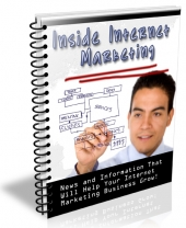 Inside Internet Marketing 2013 eBook with Private Label Rights