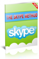 The Skype Method eBook with private label rights