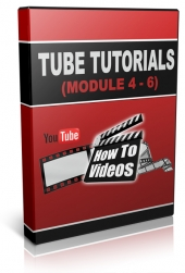 Tube Tutorial Module 4-6 Video with Personal Use Rights