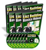 List Building Basics Videos Video with Master Resale Rights