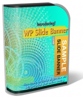 WP Slide Banner WP Plugin Software with private label rights