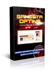 Gangsta Optins Plugin Software with Master Resale Rights