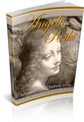 Angelic Reiki eBook with Master Resale Rights