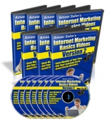 Internet Marketing Basics Videos : Version 2 Video with Master Resale Rights