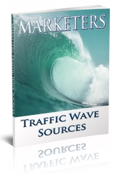 Marketers Traffic Wave Sources eBook with Private Label Rights