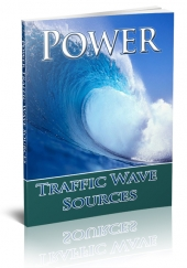 Power Traffic Wave Sources eBook with Private Label Rights