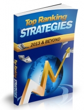 Top Ranking Strategies eBook with Personal Use Rights