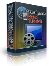WordPress Video Tutorials Video with Master Resale Rights