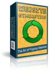 Website Gymnastics eBook with Personal Use Rights