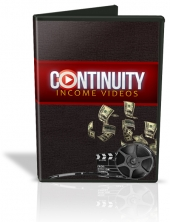 Continuity Income Videos Video with Master Resale Rights