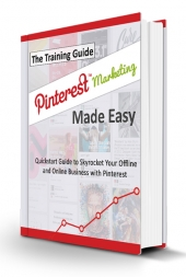 Pinterest Marketing Made Easy eBook with Personal Use Rights