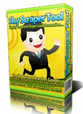 Sky Scraper Tool Software with Personal Use Rights