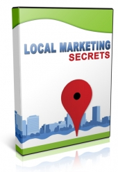 Local Marketing Secrets Video Video with Master Resale Rights