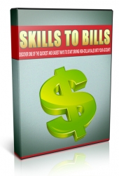 Skills to Bills Video with Master Resale Rights
