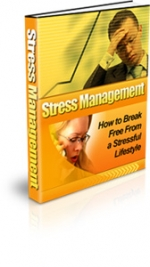 Stress Management eBook with Private Label Rights