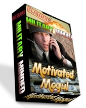 Military Minded Motivated Mogul eBook with Private Label Rights