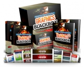 Graphics Black Box Graphic with Private Label Rights